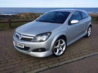 2006 56 Vauxhall Astra Coupe SRI+ 1.8 Sport Exterior Pack!!! Full MOT!!! FSH