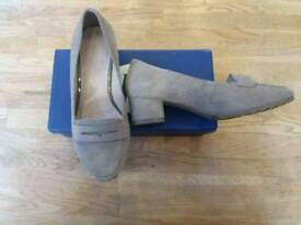 Footglove leather shoes New