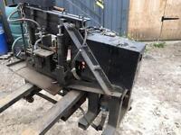 Motorised hacksaw 240v 13 amp