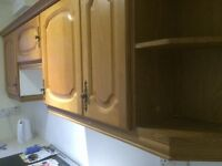 Kitchen cupboards and doors