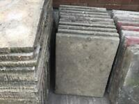 Paving slabs , heavy duty , possible free delivery