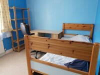 Double room for one person