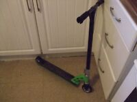 MGP 360 STUNT SCOOTER...GREEN....GOOD USED CONDITION.....£35 NO OFFERS
