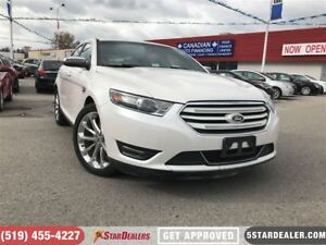 2016 Ford Taurus Limited   AWD   NAV   LEATHER   ROOF