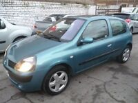 Renault CLIO Dynamigue 16v,1149 cc 3 dr hatchback,clean tidy car,runs and drives well,economical