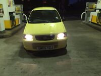 05 Plate - Suzuki Alto - 1.1 Petrol - Automatic - 12 Months MOT - 5 Door