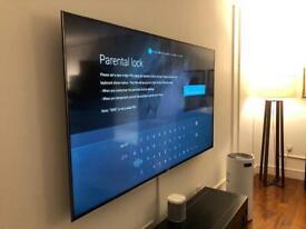 Tv wall mounting/Tv wall installation