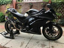 Ninja 300 2014 SWAP FOR 600 or 750