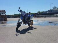 Yamaha wr400f SUPERMOTO wrf400