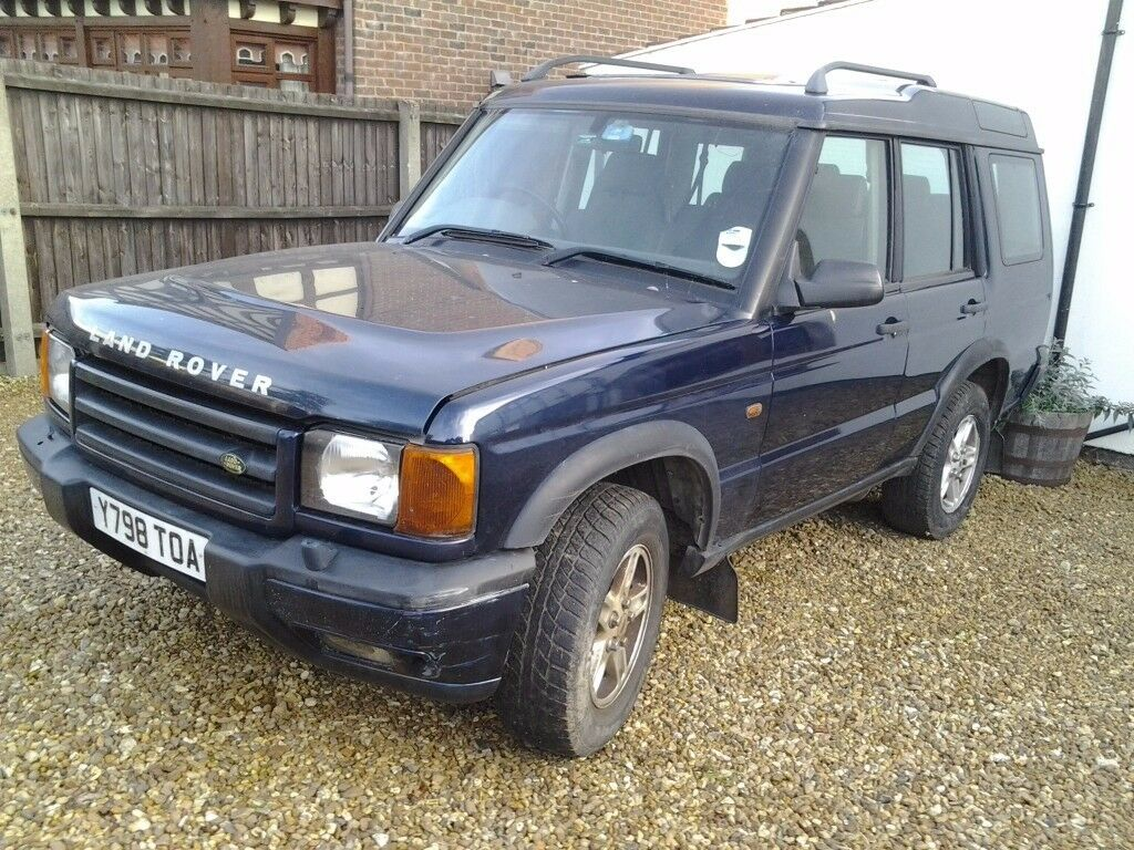 Landrover Discovery TD5 Auto spares or repair