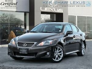2012 Lexus IS 350 ** Navigation ** AWD **
