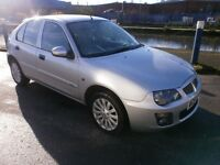 2005 ROVER 25 SE 5DOOR HATCHBACK ,FULL AUTOMATIC, CLEAN CAR DRIVES NICE FULL MOT HISTORY, HPI CLEAR