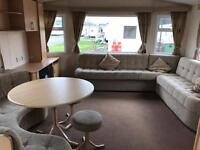 Double Glazed 8 Berth Caravan For Sale BORTH West Wales Open 12 Months!