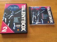 Pop Idol Talent Box, 2 CD Roms