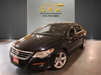 2012 Volkswagen CC LUXURY PLUS NAVIGATION REAR CAM DVD PANORAMIC