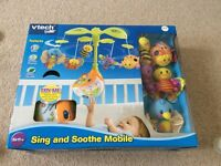 Brand new VTech Sing and Soothe mobile