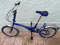 Sunlova Folding Bike