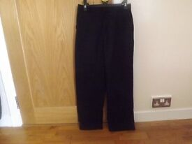 Boys School Trousers Age 12-13