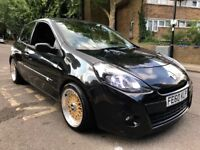 2011 RENAULT CLIO 1.5 DCI LOW MILES XENON BBS ALLOYS PX WELCOME