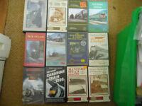 steam train videos