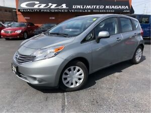 2014 Nissan Versa NOTE 1.6 SV | LOW MILEAGE | CAMERA | BLUETOOTH