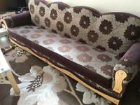 2 Bed settees