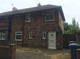 Lisburn Lane L13 - 3 bed unfurnished house to let