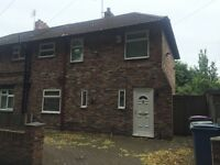 Lisburn Lane L13 - 3 bed house to let