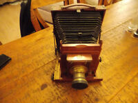 Thornton Pickard Antique Camera