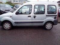 ,0----0, RENAULT KANGOO 1.2 ECONOMICAL 5 DR 5 SEAT CLEAN CAR