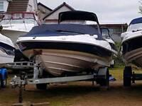 Regal 1800LSR speed boat