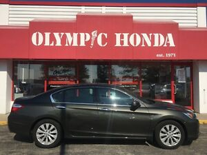 2015 Honda Accord EX-L | Only 14K KM's | Leather | Moonroof
