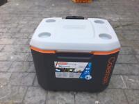 Coleman coolbox - Coleman Cool Box- Tri-Colour 50QT Xtreme Wheeled Cooler