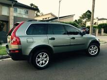 7 Seater 2006 Volvo XC90 4x4 Sports Luxury LONG REGO Logbooks A1. Meadowbank Ryde Area Preview