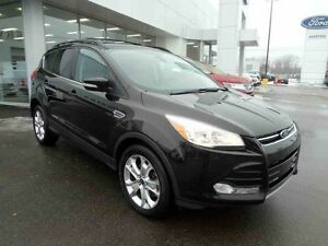 2013 FORD ESCAPE FWD SEL/Cuir/Bluetooth/Cruise/SiriusXM