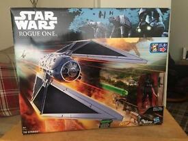 Star Wars Rogue One Tie Striker Toy