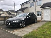 Audi a3 tdi sline black edition