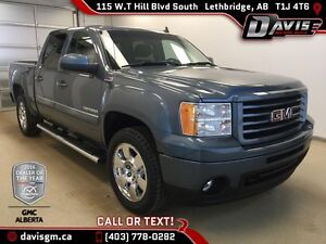 Used 2011 GMC Sierra 1500 4WD Crew Cab SLE-All Terrain-HD Traile