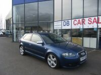 2007 57 AUDI A3 2.0 TDI S LINE 3D 138 BHP **** GUARANTEED FINANCE **** PART EX WELCOME