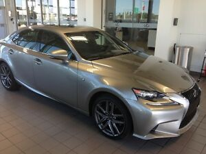 Executive Demo - 9,800 km's F-Sport Series 2 Cash Price $45,90