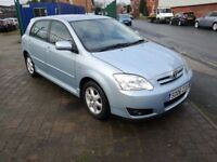 2006 (06 reg), Toyota Corolla 1.6 VVT-i Colour Collection 5dr Hatchback, £1,995 p/x welcome
