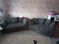 2 seater sofa set of 2
