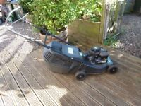 qualcast trojan 16 spares or repairs