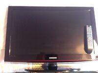 """Samsung 32"""" tv LE32C450E1W"""