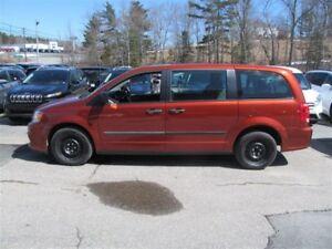 2012 Dodge Grand Caravan CVP