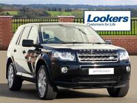 Land Rover Freelander TD4 SE TECH (black) 2014-09-29