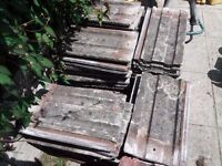 BARNSTAPLE roof tiles x 1300 and REDLAND RENOWN roofing tiles x 400