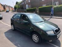 "Skoda fabia diesel"" low mileage"" 60mpg mot""d taxed"" drive away"