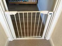 Baby start stair gate