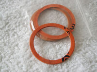 """Immersion Heater Fibre Washers (2.1/4"""") - Pack of 5"""